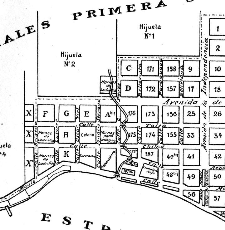 Punta Arenas 1907